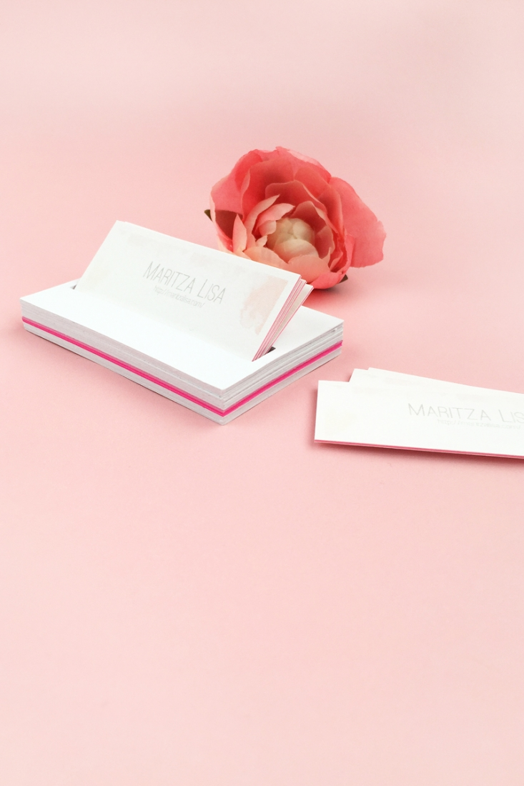 Diy business card holdermaritza lisa diy business card holder maritza lisa this business card holder is a minimal and reheart Images