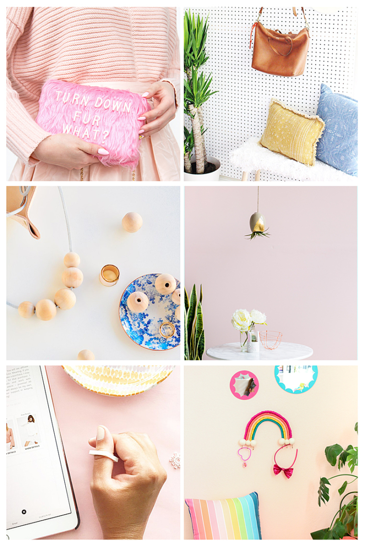 What I'm Pinning This Week - Check out all the DIYs and Crafts I'm pinning this week on Maritza Lisa! Click through for details on this creative roundup! #roundup #diy #pinterest