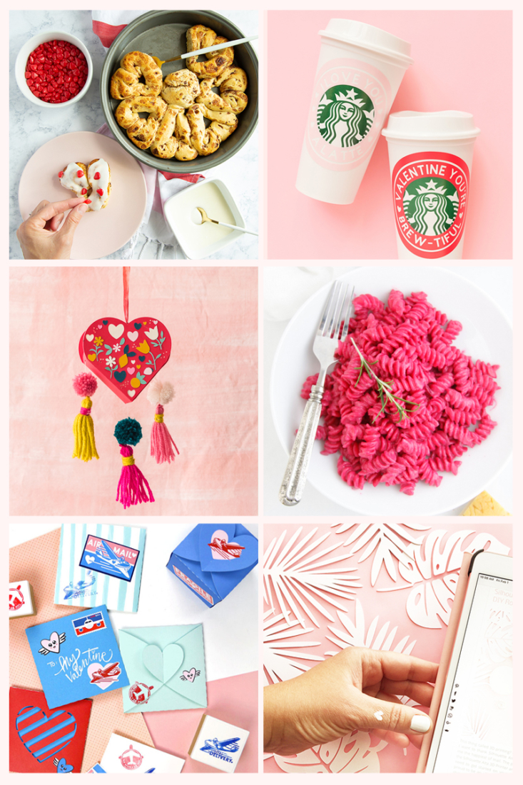What I'm Pinning - Valentine's Edition. This week's roundup is all about what you can do or DIY for Valentine's Day. Click on over to get the details!