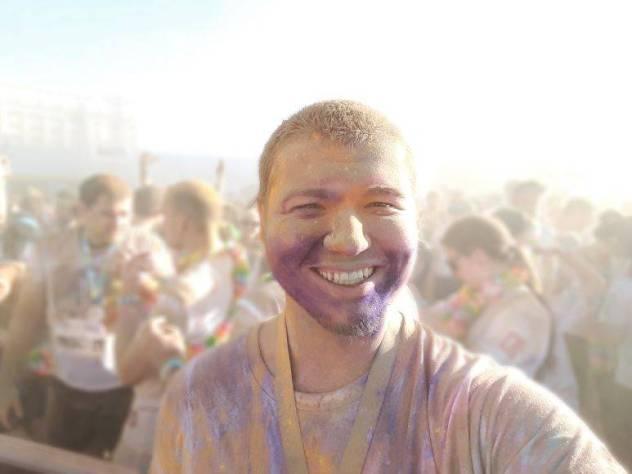 The Color Run Tropicolor Marius Calin