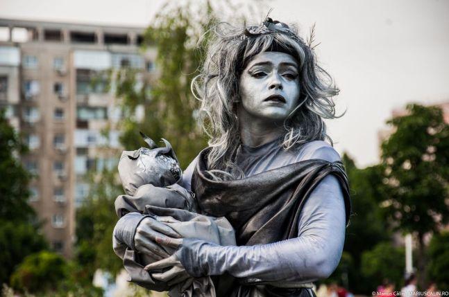 Festivalul international de statui vivante-0031