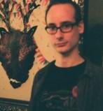 In studio New York 2014 (Photo Jeremy Davis)