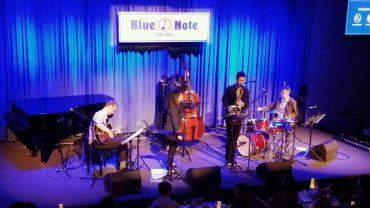 Annie Chen Quintet Beijing 2018 (Photo by Blue Note)