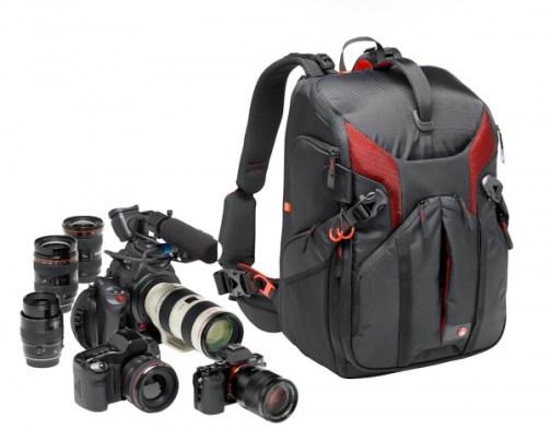 rucasc fotografic compartimentat - echipament foto