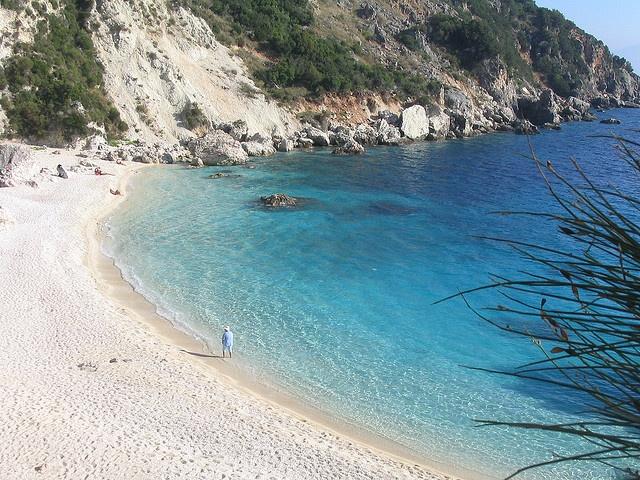 plaja - agiofili - grecia