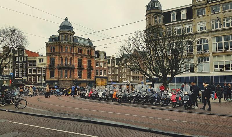 Amsterdam - Centru - Olanda