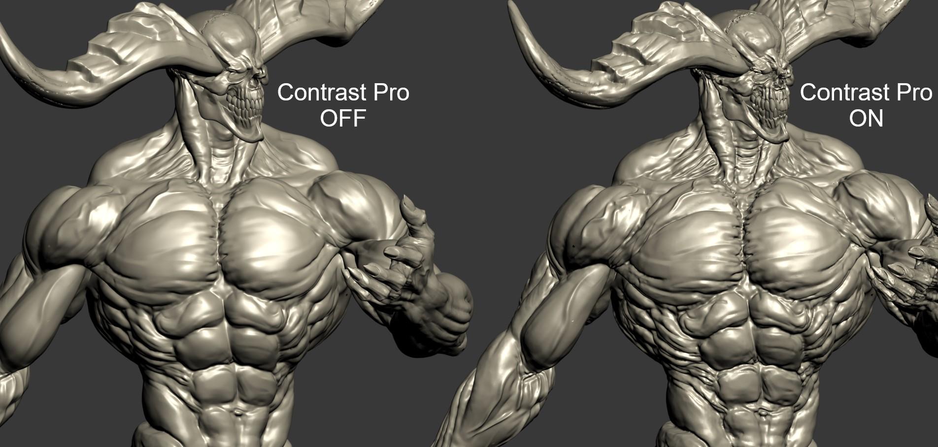 contrast pro 01