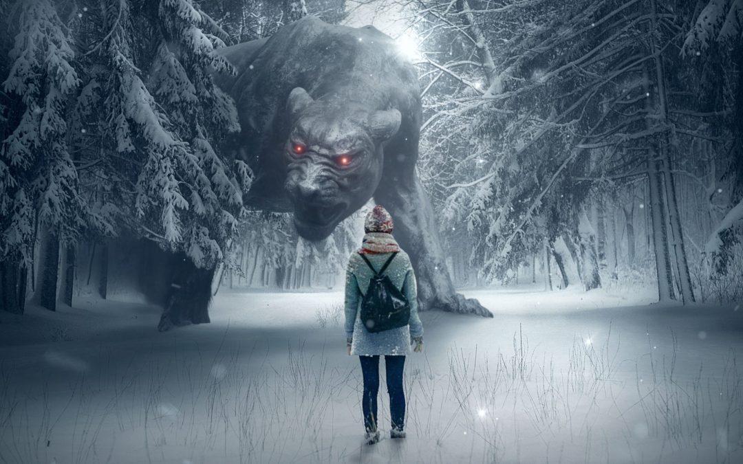 Robin Kim's Marvellous Monsters