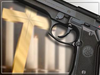 pistol cruce