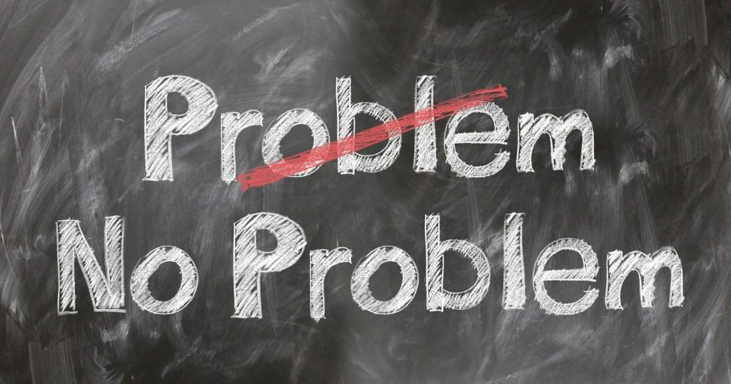 zarządzania problemami