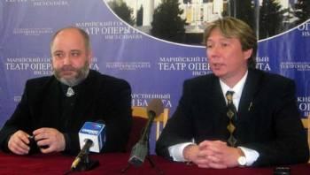 Владимир Соболев и Константин Иванов