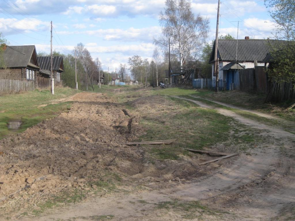 Деревня Большое Шигаково, Марий Эл