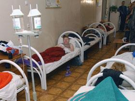 Детей из Йошкар-Олы госпитализировали с подозрением на наличие свиного гриппа