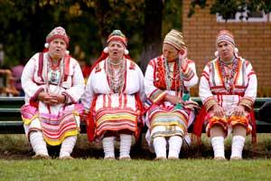 Эрзянский ансамбль