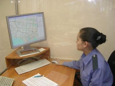 Система навигации позволит улучшить работу милиции Марий Эл