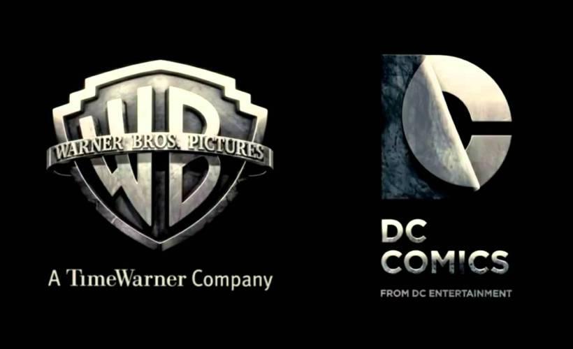 Logo Warner Bros. dan DC