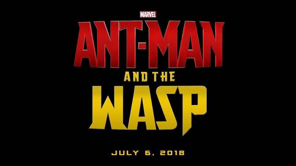 logo Ant-Man and the Wasp