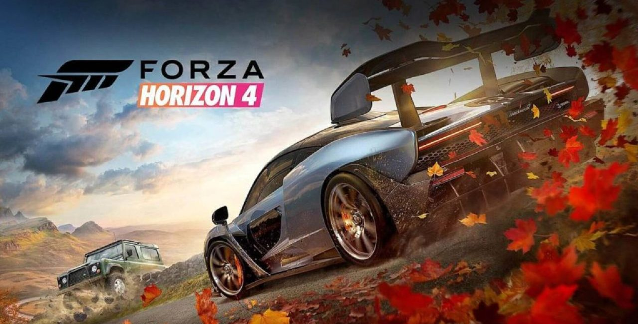 Game Forza Horizon 4