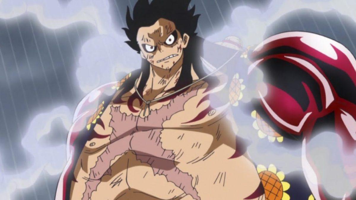 mariviu luffy Karakter One Piece Terkuat