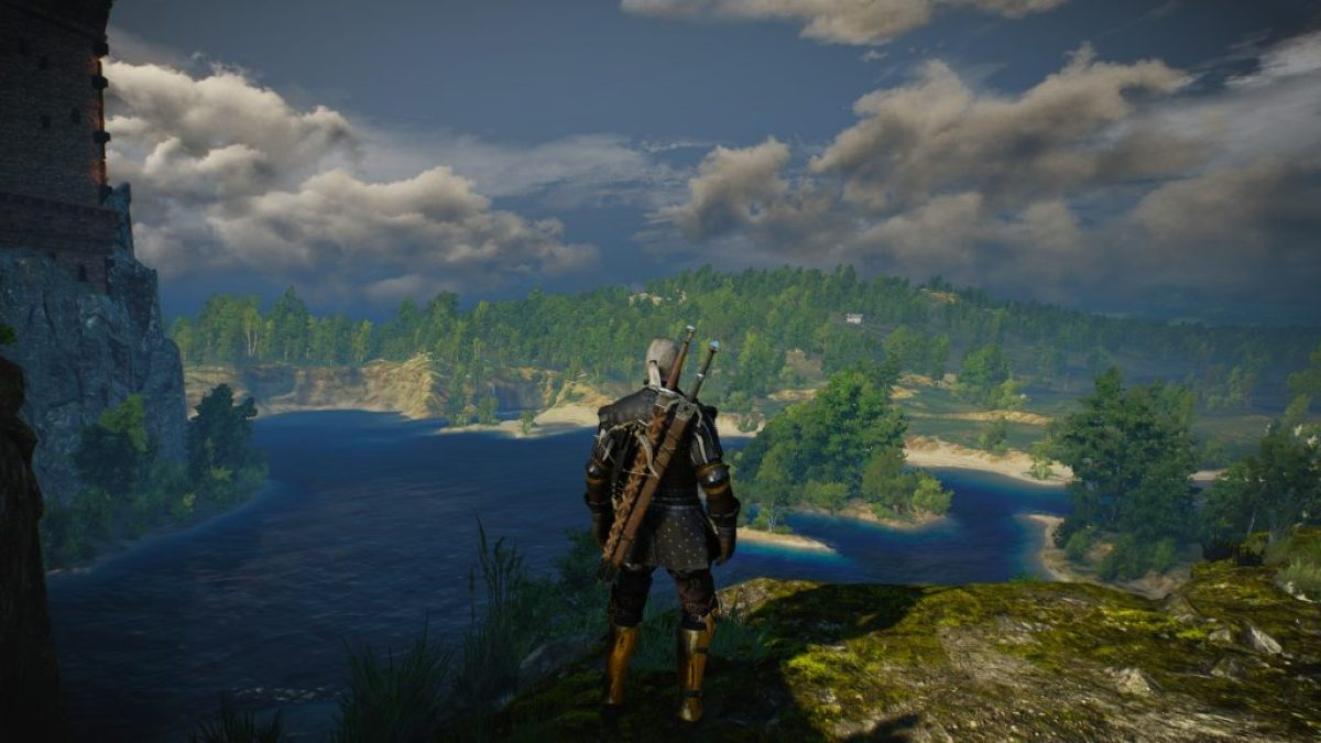 The witcher 3 video games