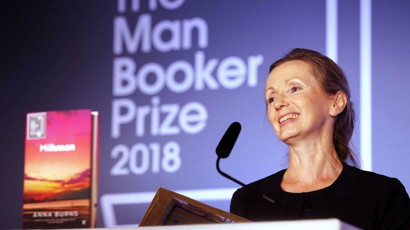 Anna Burns dan novel Milkman