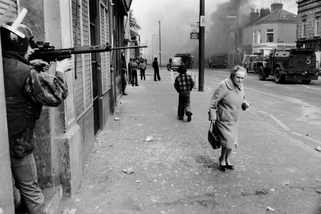 Irlandia Utara pada tahun 1970