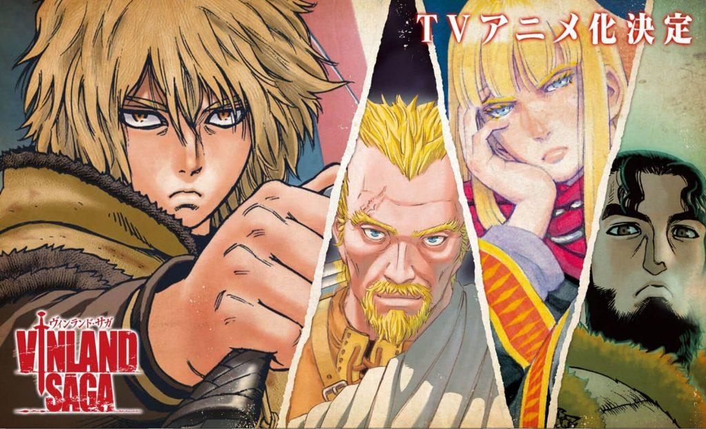 11 Anime Keren yang Akan Tayang Tahun 2019