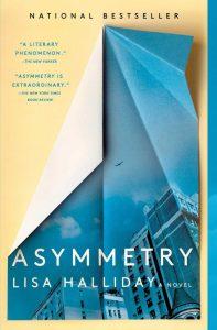 Asymmetry buku terbaik 2018