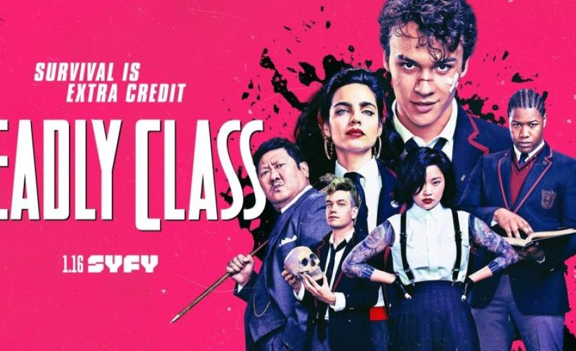 cover serial TV Deadly Class