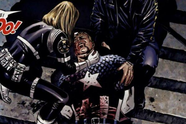 kematian Captain America