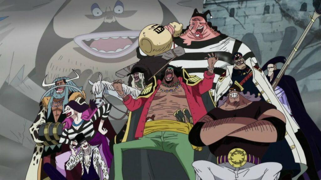 anggota bajak laut blackbeard yang berbahaya