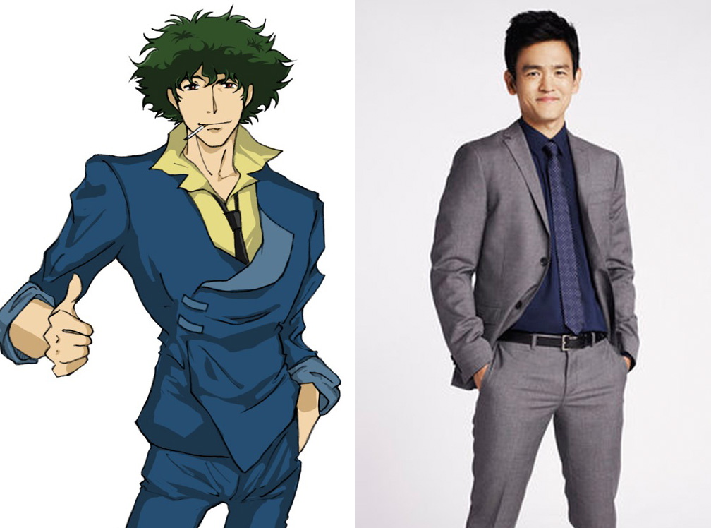 cast cowboy bebop live action