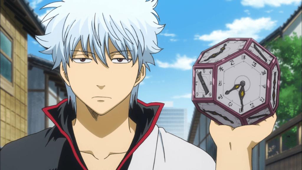 anime Gintama mirip One Punch Man