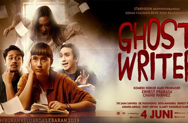 ulasan film Ghost Writer