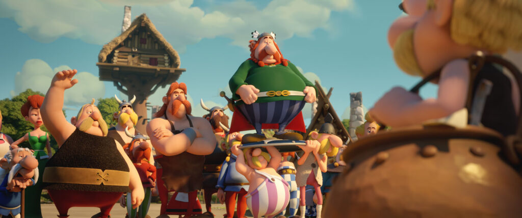 review film Asterix dan Obelix