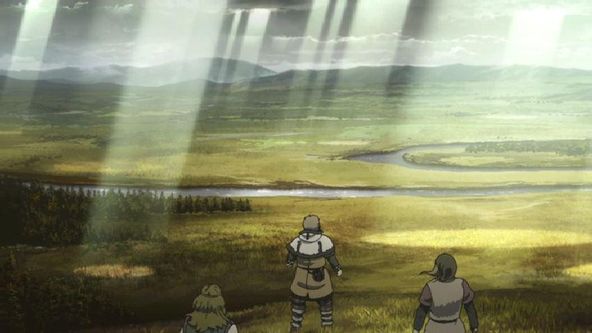 anime vinland saga