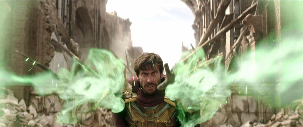 Jake Gylenhaal sebagai Mysterio