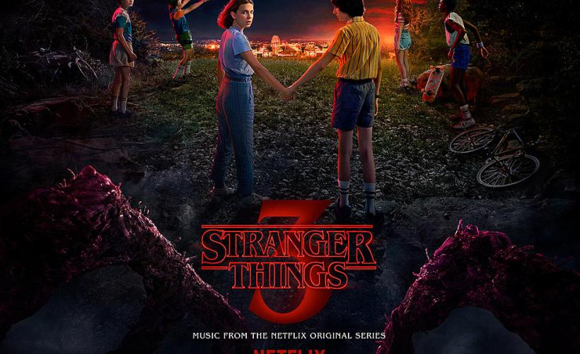 cover serial Stranger Things season 3