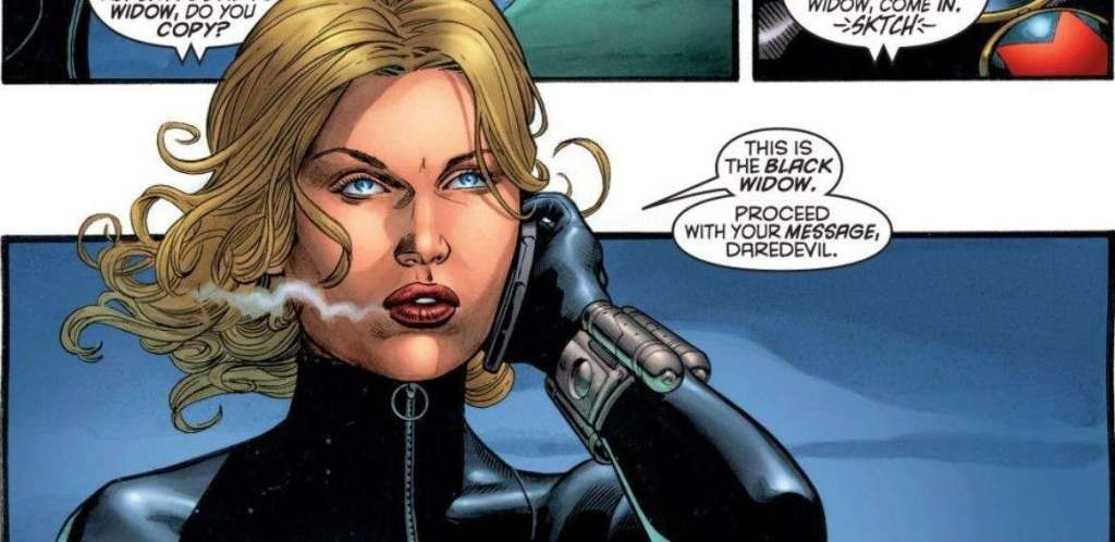 Yelena Belova pengganto Black Widow