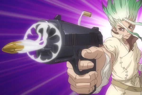 dr stone episode 4 review