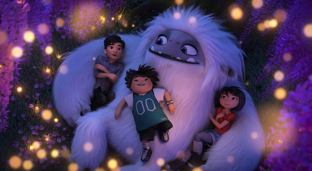 trio Yi, Peng, dan jin bersama Everest