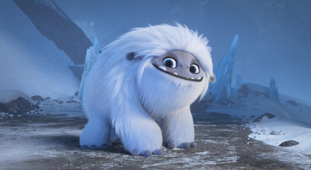 Everest dalam film Abominable