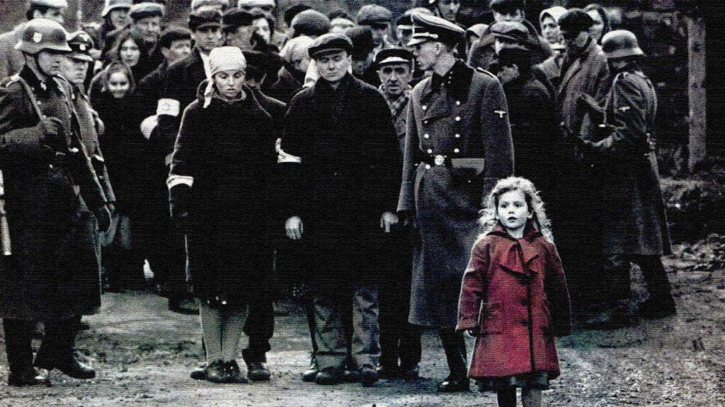 film hitam putih Schindler's List