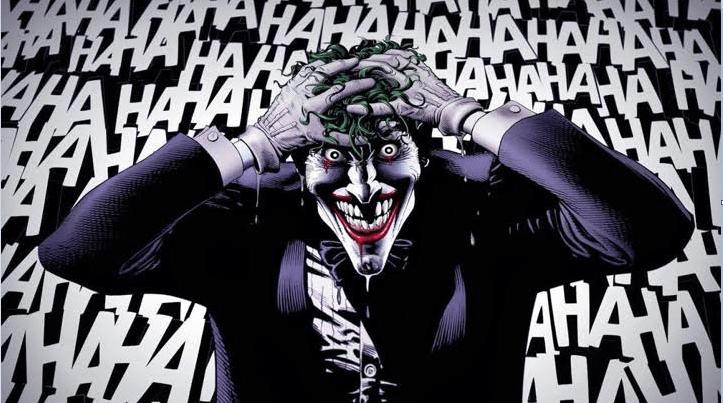 Joker the Killing Joke