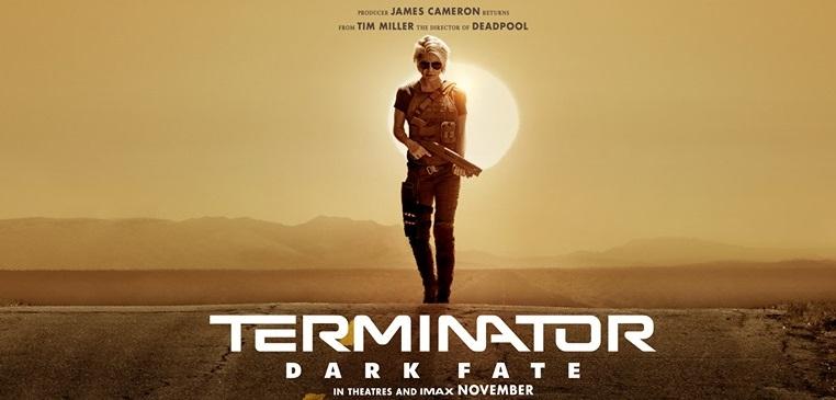 cover film Terminator: Dark Fate