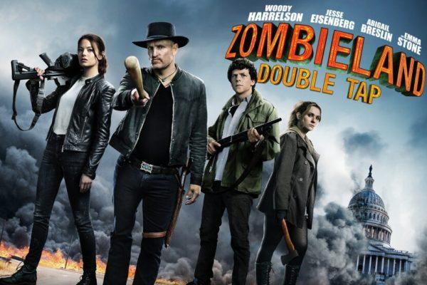 cover film Zombieland 2