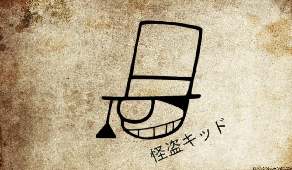 cover Kaito Kid