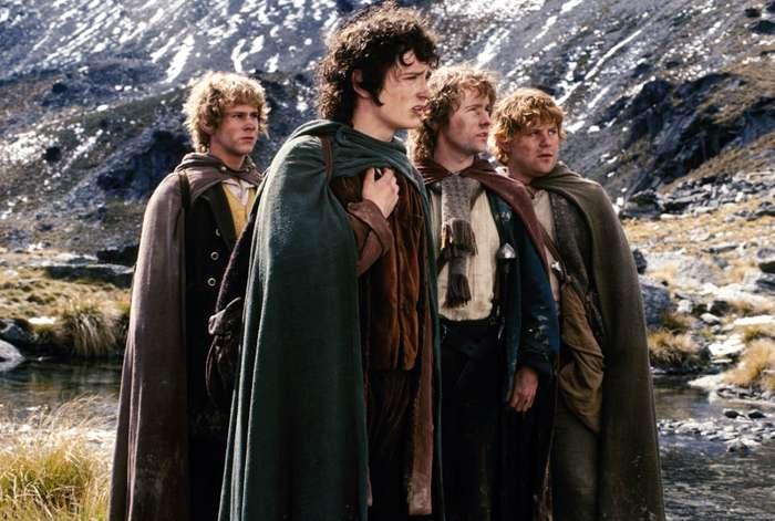 aktor Lord of the Rings Season 2