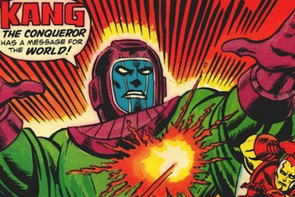 Kang the Conqueror villain phase 4