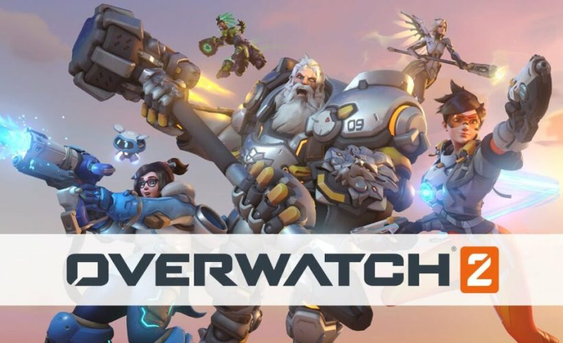 cover Overwatch 2